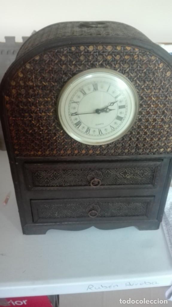 RELOJ DE PARED PARA RESTAURAR (Relojes - Relojes Vintage )