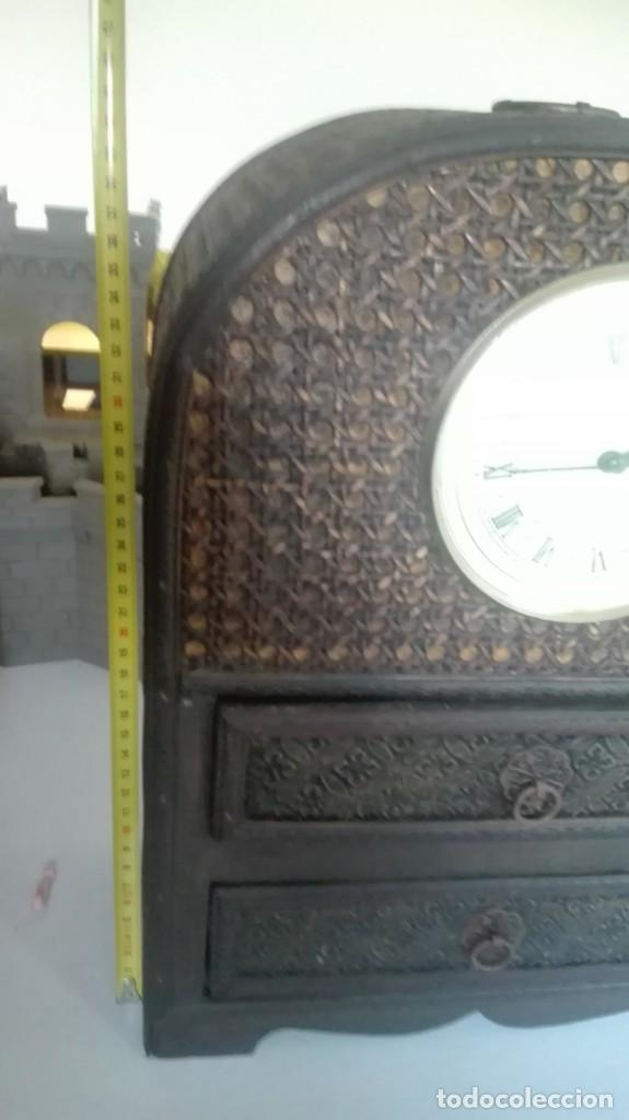 Vintage: Reloj de pared para restaurar - Foto 2 - 198648946