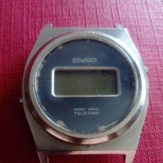 Vintage: RELOJ DUWARD DIGITAL. NO FUNCIONA. Lote 199272681
