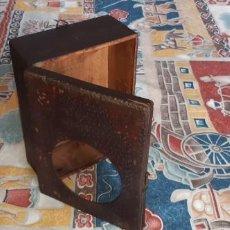 Vintage: CAJA DE RELOJ JUNGHANS ALEMÁN. Lote 199273842