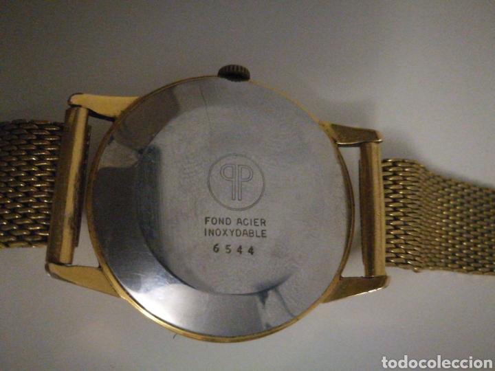 Vintage: Reloj Suizo de pulsera bañado en oro Funciona perfectamente - Foto 4 - 199675241
