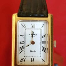 Vintage: RELOJ CROWN, SWISS MADE, VINTAGE, NOS (NEW OLD STOCK). Lote 200313036