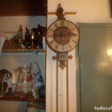 Vintage: RELOJ DE PARED. Lote 200527332