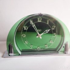 Vintage: ANTIGUO Y BONITO RELOJ SMITHS SECTRIC 1930S ART DECO MADE IN ENGLAND. Lote 201224576