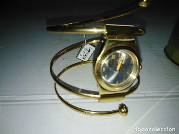 RELOJ SWATCH OCTOPUSSY JAMES BOND (Relojes - Relojes Vintage )