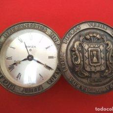 Vintage: RELOJ SWIZA DE MESA DESPERTADOR. Lote 202535692