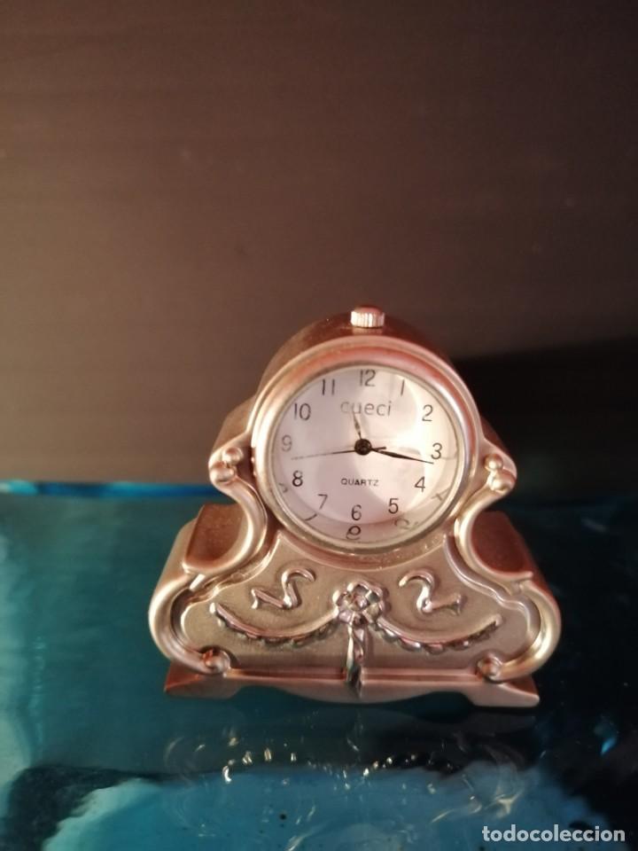 """BONITO MINI RELOJ DE COLECCION """"C"""" (Relojes - Relojes Vintage )"""