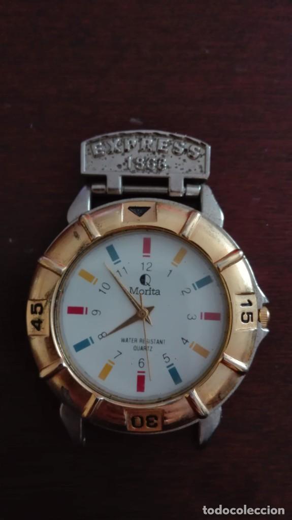 RELOJ DE CUARZO (Relojes - Relojes Vintage )