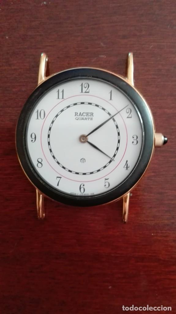 RELOJ DE CUARZO RACER (Relojes - Relojes Vintage )