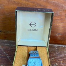 Vintage: RELOJ ELGIN EN CAJA. Lote 204193968
