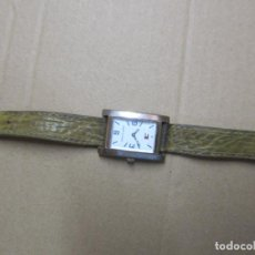 Vintage: RELOJ ORIGINAL LADIES TOMMY HILFIGER STAINLESS STEEL WATCH F90178. Lote 204360856