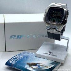 Vintage: RELOJ RIP CURL RINCON ATS OCEANSEARCH SURF Y MAREAS. Lote 205587343