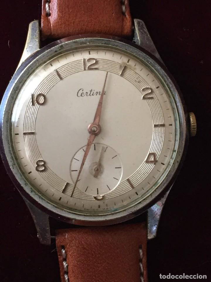 RELOJ CERTINA GRAN VINTAGE (Relojes - Relojes Vintage )
