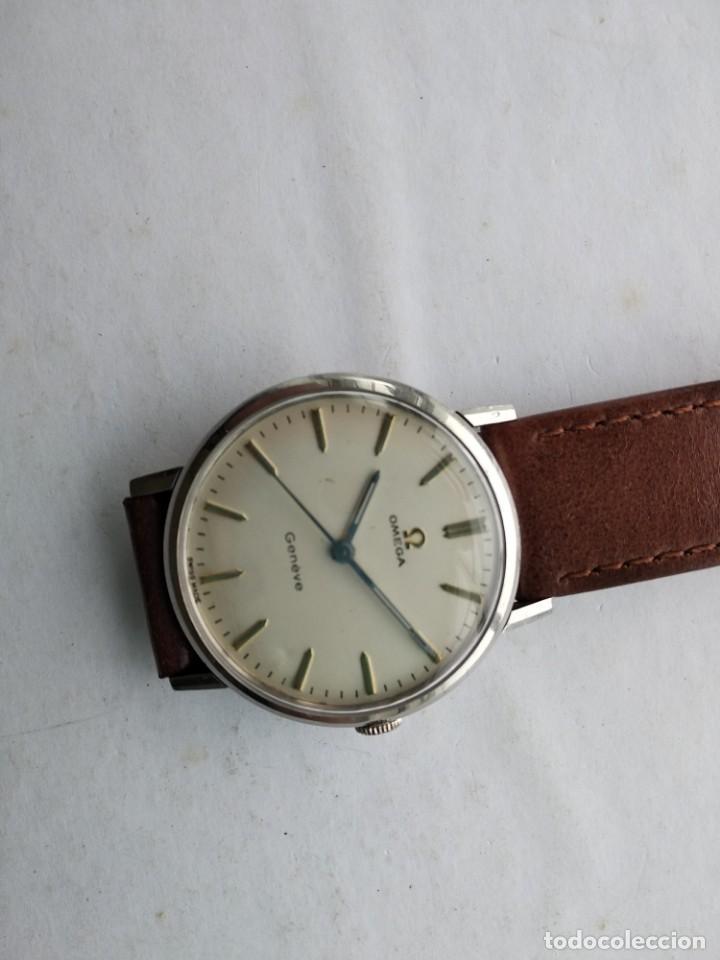 RELOJ OMEGA GENEVE (Relojes - Relojes Vintage )