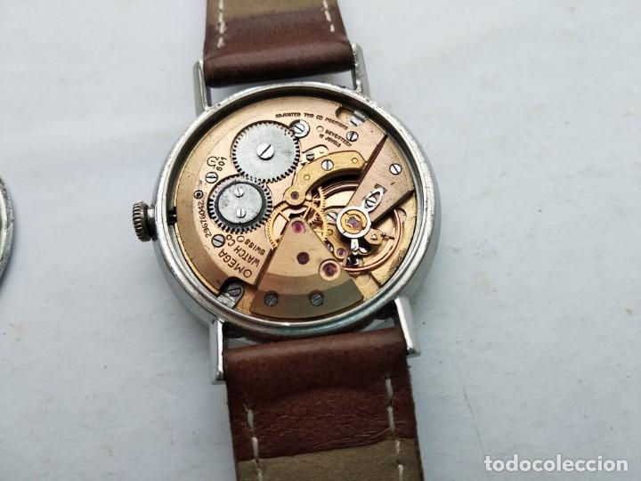 Vintage: Reloj Omega geneve - Foto 2 - 206959540