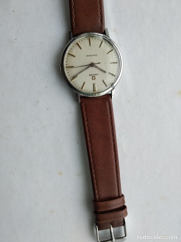 Vintage: Reloj Omega geneve - Foto 7 - 206959540