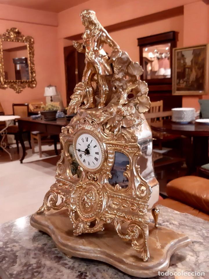 Vintage: Reloj de sobremesa - Foto 2 - 207109038
