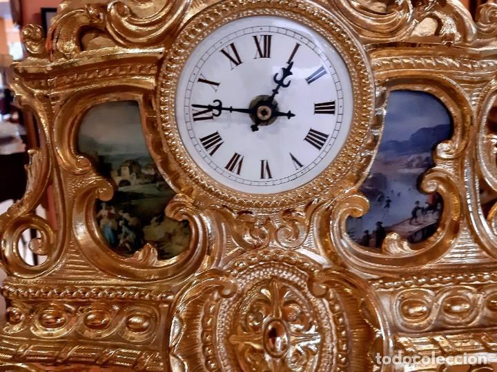 Vintage: Reloj de sobremesa - Foto 4 - 207109038