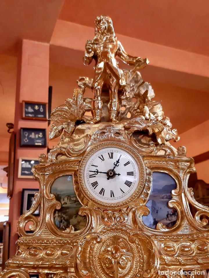 Vintage: Reloj de sobremesa - Foto 5 - 207109038