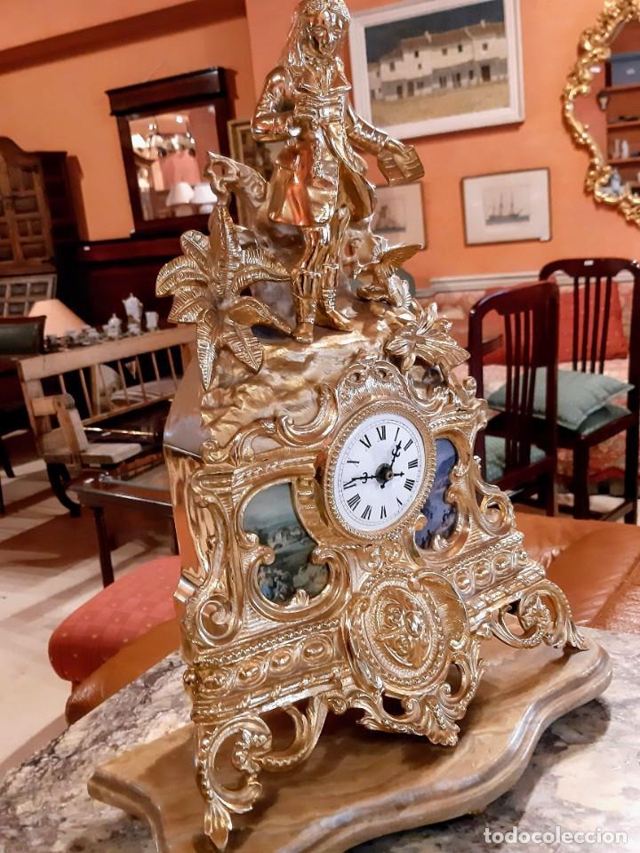 Vintage: Reloj de sobremesa - Foto 6 - 207109038