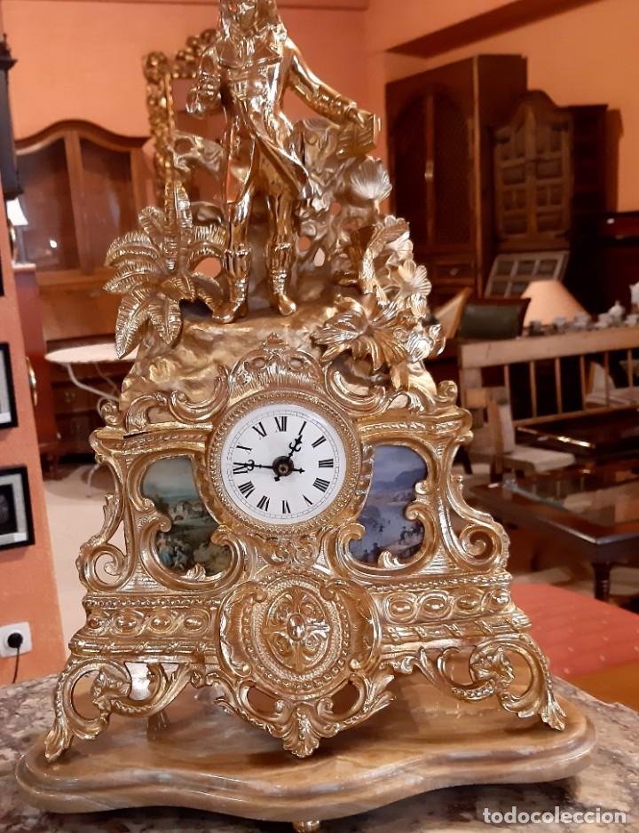 Vintage: Reloj de sobremesa - Foto 7 - 207109038