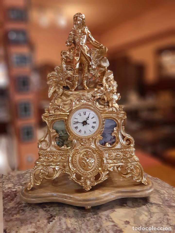 Vintage: Reloj de sobremesa - Foto 8 - 207109038