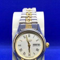 Vintage: RELOJ CITIZEN REF 6000-074572 DE CHICA NUEVO. Lote 207130542