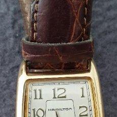 Vintage: RELOJ VINTAGE HAMILTON ASSYMETRIC REGISTERED EDITION ART DECO 6240. Lote 207179830