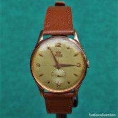 Vintage: FORTIS 38MM RELOJ DE CUERDA ETA 1120 VINTAGE SUIZO WATCH MONTRE. Lote 203934551