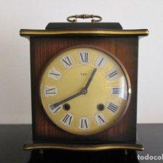 Vintage: RELOG DE SOBREMESA COMVERTIDO A ELECTRICO. Lote 208930186