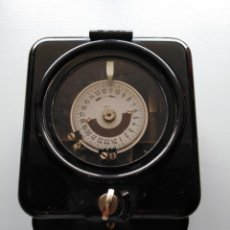 Vintage: RELOJ DE TARIFA TEMPORIZADOR ANTIGUO. Lote 209315520