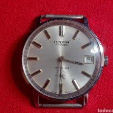 Vintage: RELOJ FESTINA AUTOMATICO INCABLOC NO VA MIDE 33. Lote 209931716