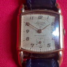 Vintage: RELOJ LANCO DE LUXE 17 JEWELS ANTIMAGNETIC.FUNCIONA BIEN .MIDE 2.6 CM. Lote 209932350