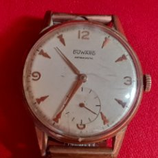 Vintage: RELOJ DUWARD ANTIMAGNETIC FUNCIONA BIEN.MIDE 35MM DIAMETRO. Lote 209941446