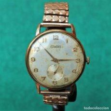 Vintage: DUWARD 38MM RELOJ DE CUERDA AS 1130 VINTAGE SUIZO MONTRE. Lote 203935801