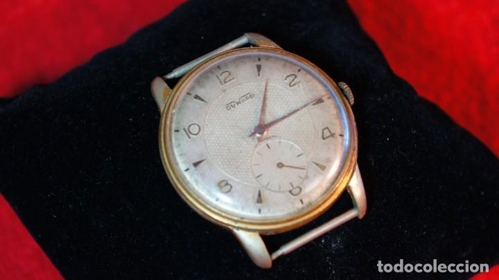 Vintage: Reloj Duward vintage - Foto 2 - 210061946