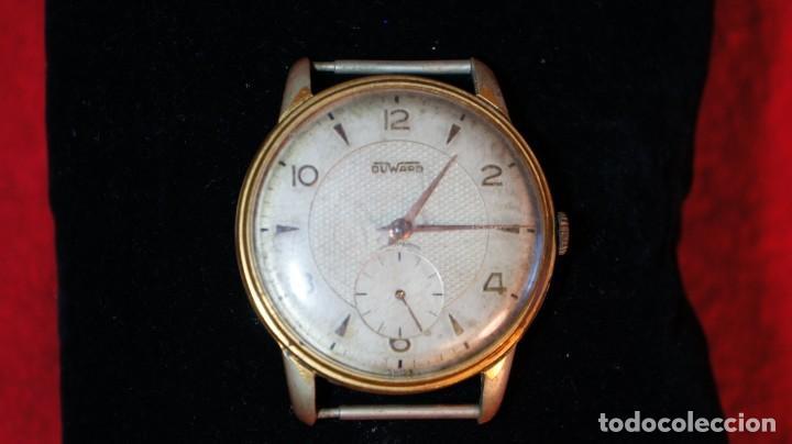 Vintage: Reloj Duward vintage - Foto 5 - 210061946
