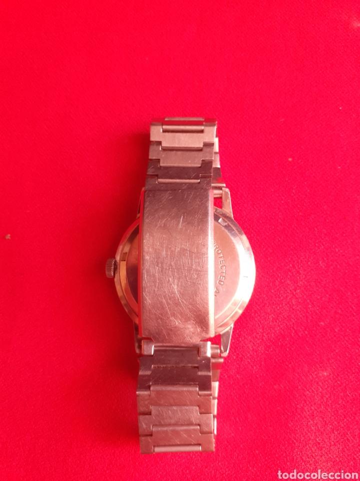 Vintage: RELOJ REPAWATCH 17 RUBIS AUTOMATIC INCABLOC .FUNCION BIEN .MIDE 35 mm diametro - Foto 3 - 210564882
