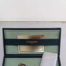 Vintage: LONGINES ESTUCHE EN PIEL PARA RELOJ.. Lote 210654309