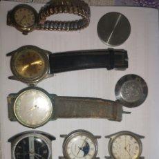 Vintage: LOTE RELOJES, RELOJ LUCERNE, LORD WELLINGTON. Lote 210656120