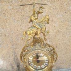 Vintage: RELOJ DE MESA BRONCE.. Lote 210695850