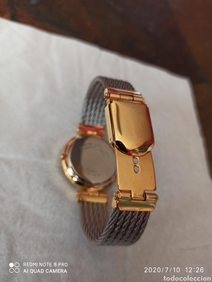 Vintage: Reloj Vogue calendario cuarzo nuevo sin estrenar funciona perfecto - Foto 3 - 211276451