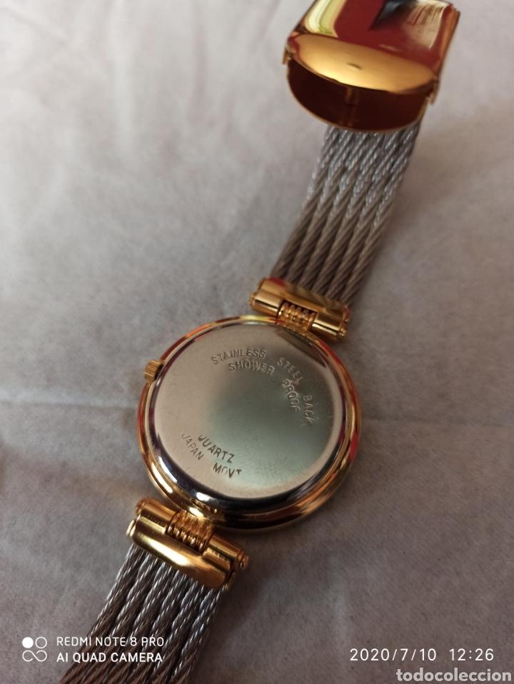 Vintage: Reloj Vogue calendario cuarzo nuevo sin estrenar funciona perfecto - Foto 7 - 211276451