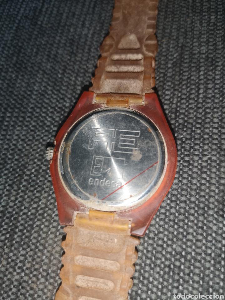 Vintage: Lote relojes publicitarios, dyc, Schweppes..., - Foto 6 - 211481197