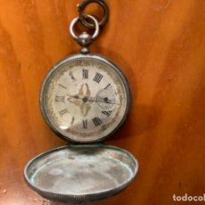 Vintage: RELOJ DE BOLSILLO L.JUILLARD 8 RUBIES. Lote 211567086