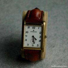 Vintage: RELOJ QUARTZ DE HOMBRE JUNGHANS SAVILE ROW. Lote 211609055