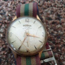 Vintage: RELOJ DE CUERDA DOGMA PRIMA. Lote 213628465