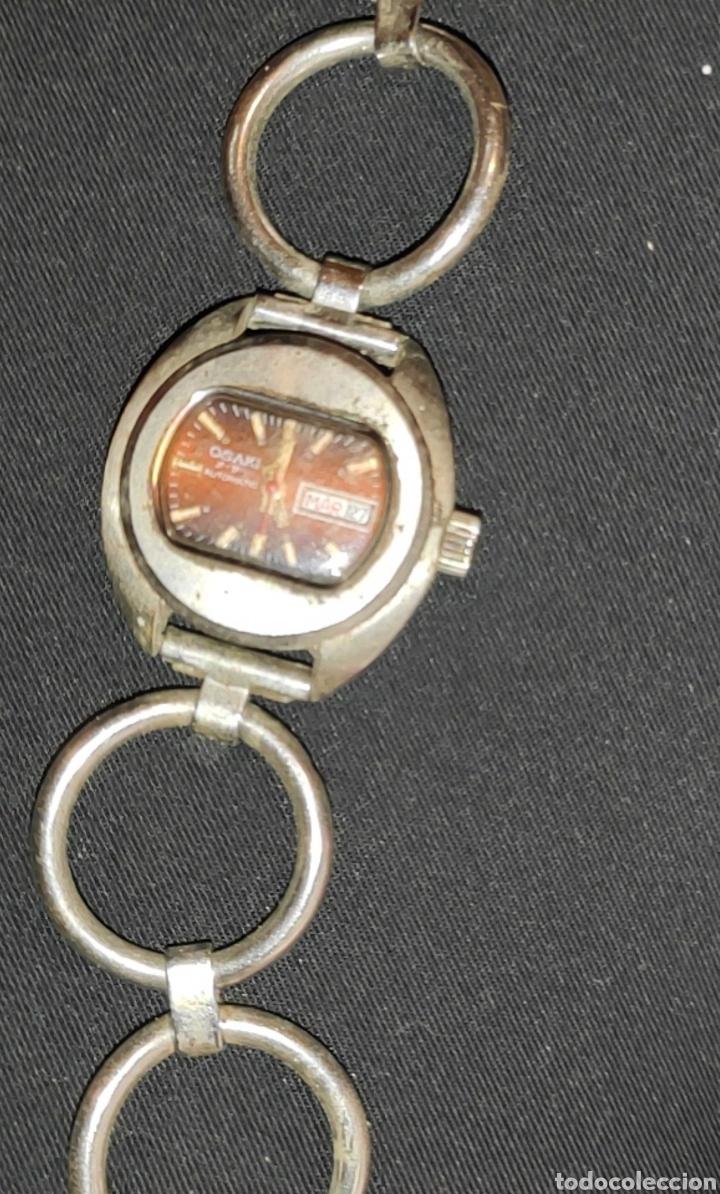 Vintage: Reloj Osaki automatic - Foto 3 - 213989168
