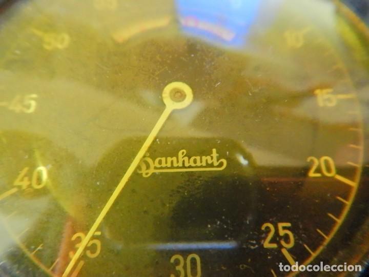 Vintage: Cronómetro antiguo hanhart para control de la electricidad - Foto 9 - 214278897