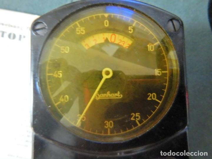 Vintage: Cronómetro antiguo hanhart para control de la electricidad - Foto 2 - 214278897